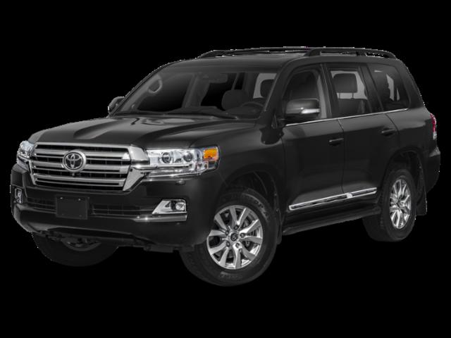 New 2019 Toyota LAND CRUISER 4WD SUV V8