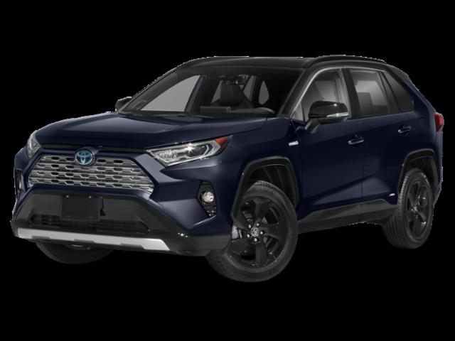 New 2019 Toyota RAV4 Hybrid XSE