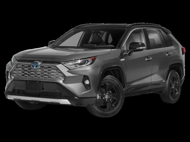 New 2019 Toyota RAV4 Hybrid XSE AWD