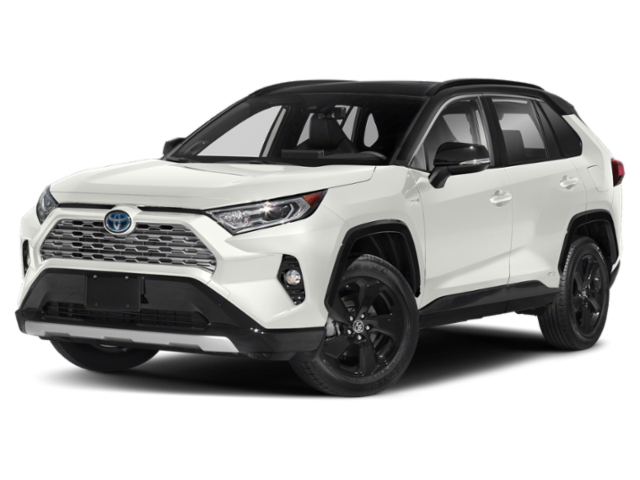 Stock #: 38161 Black 2019 Toyota RAV4 Hybrid XSE 4D Sport Utility in Milwaukee, Wisconsin 53209