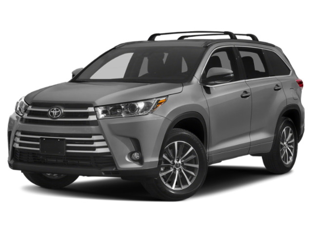 Stock #: 38167 Silver 2019 Toyota Highlander XLE 4D Sport Utility in Milwaukee, Wisconsin 53209