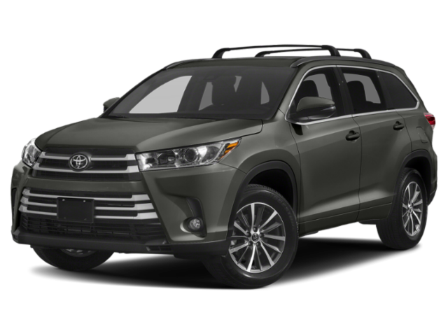 Stock #: 38155 Green 2019 Toyota Highlander XLE 4D Sport Utility in Milwaukee, Wisconsin 53209