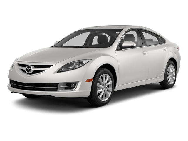 Pre-Owned 2013 MAZDA Mazda6 I GRAND TO