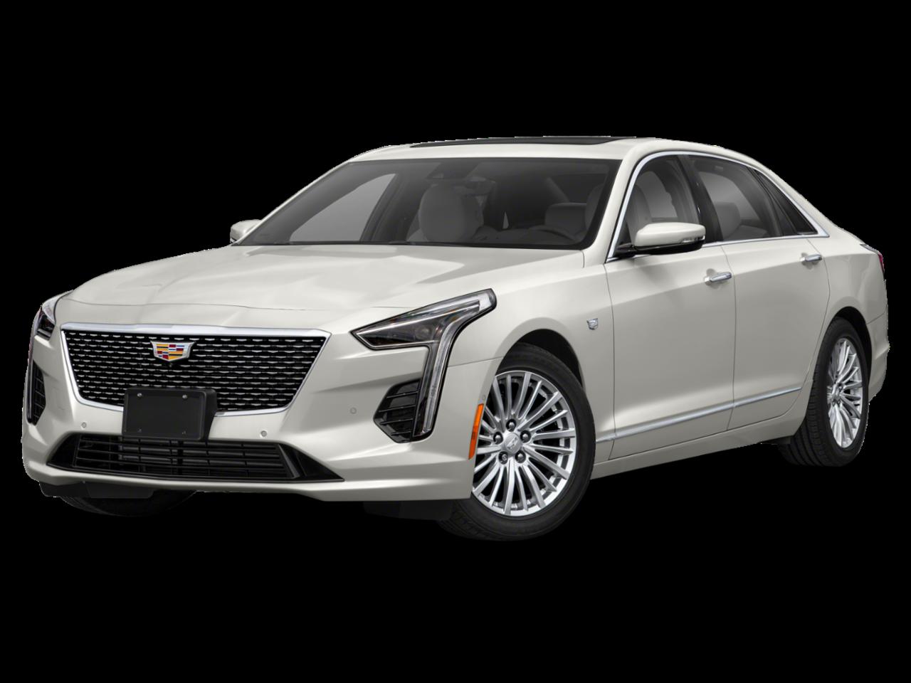 2020 Cadillac CT6 Premium Luxury 4dr Car