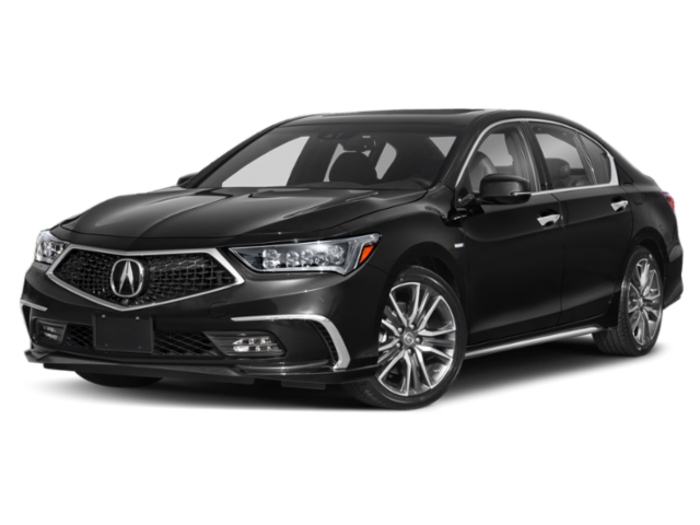 2020 Acura RLX Sport Hybrid Advance Package Sedan