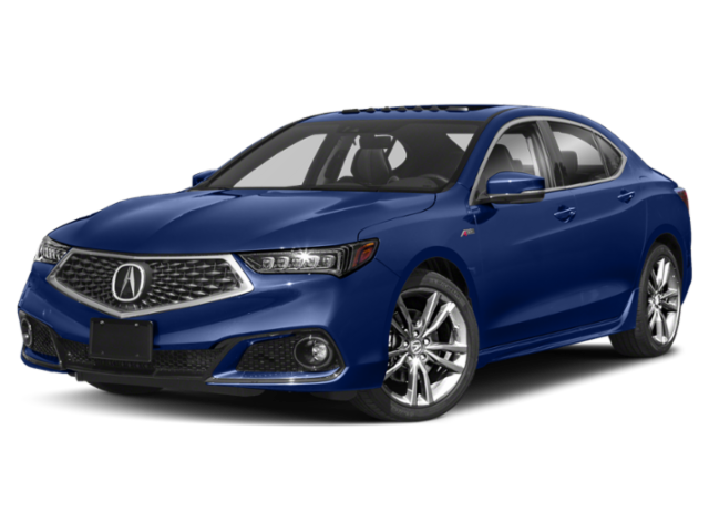 2020 Acura TLX 2.4L P-AWS w/ A-Spec 4-Door Sedan