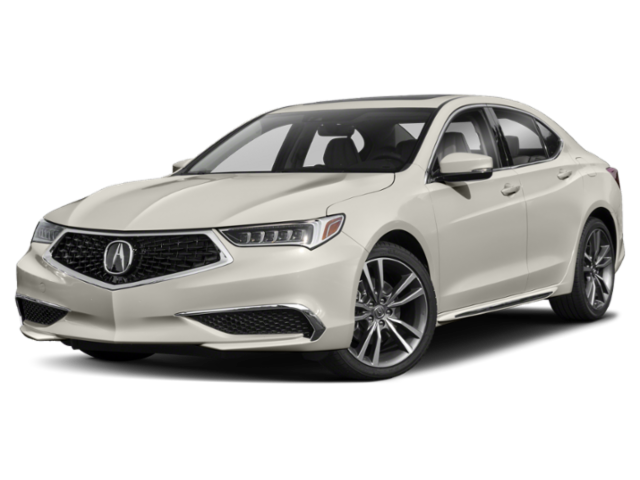 2020 Acura TLX V-6 with A-Spec Package
