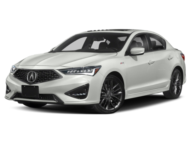 2020 Acura ILX with A-Spec and Premium Packages 4dr Car