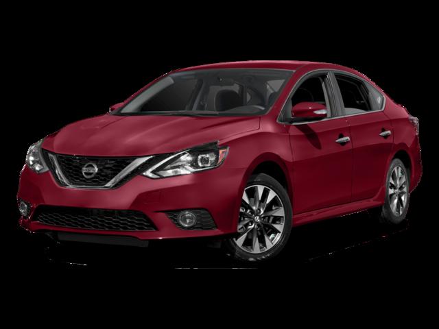 2017 Nissan Sentra SR 4D Sedan