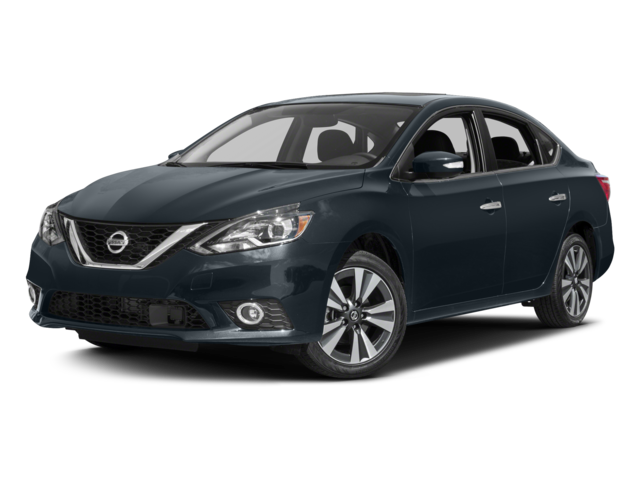 2017 Nissan Sentra SL 4D Sedan