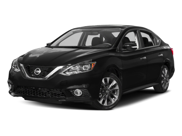 2017 Nissan Sentra SR Turbo CVT Sedan