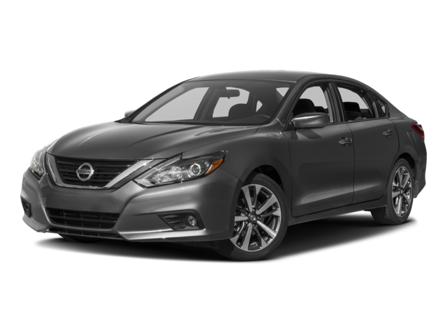 2017 Nissan Altima 2.5 SR 4D Sedan