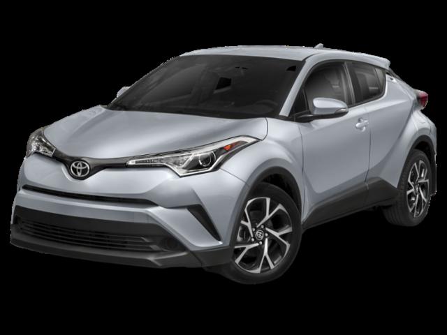 2019 Toyota C-HR FWD SUV