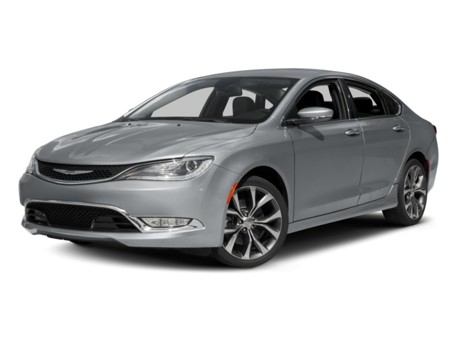 2016 Chrysler 200 C 4D Sedan