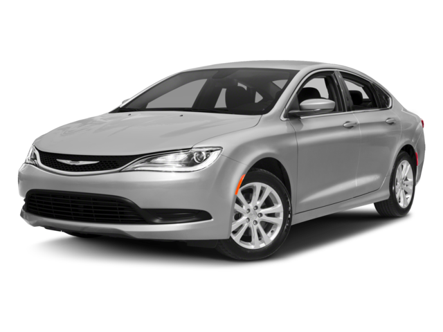 2016 Chrysler 200 LX 4D Sedan