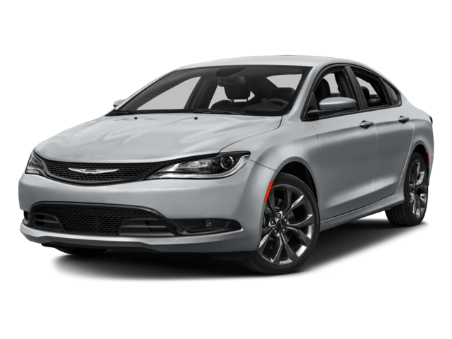 2016 Chrysler 200 S 4D Sedan