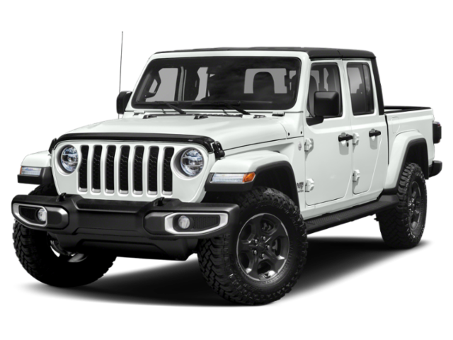 2021 Jeep Gladiator Overland Crew Cab Pickup