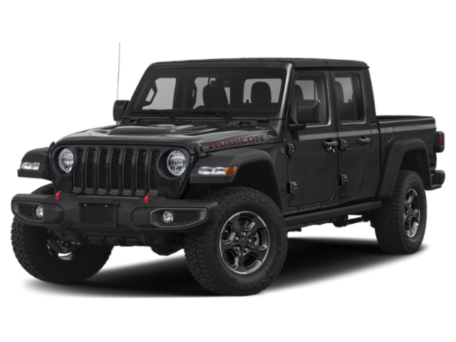 2021 Jeep Gladiator Rubicon 4D Crew Cab