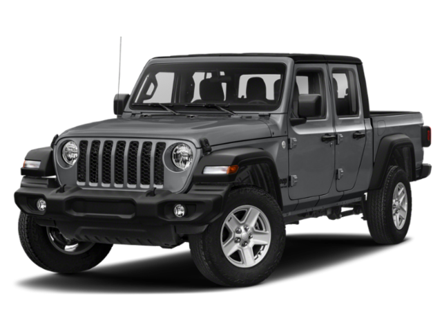 2021 JEEP Gladiator Rubicon Crew Cab