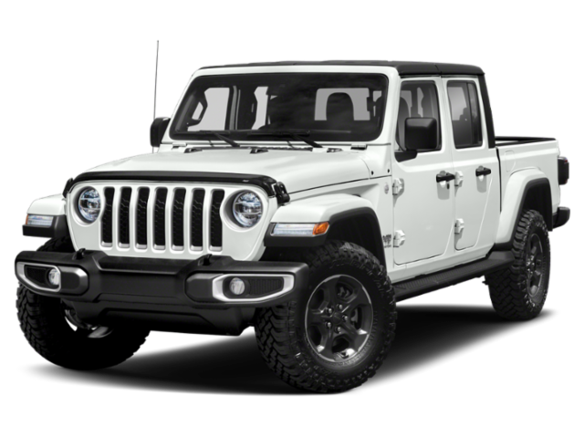 2021 JEEP Gladiator Overland 4x4 Big Power Package Crew Cab