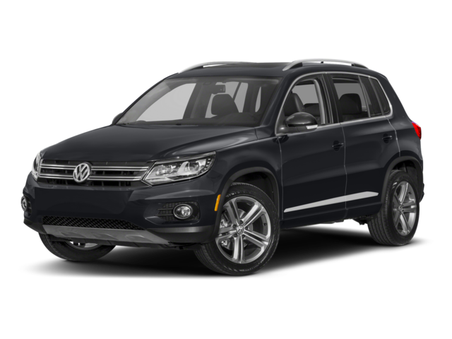 2017 Volkswagen Tiguan Sport SUV