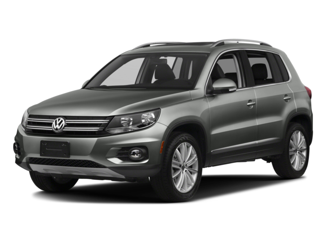 2017 Volkswagen Tiguan Highline 2.0T 6sp at w/ Tip 4M Crossover