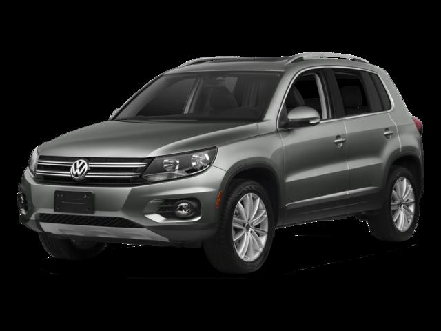 2017 Volkswagen Tiguan S 4D Sport Utility