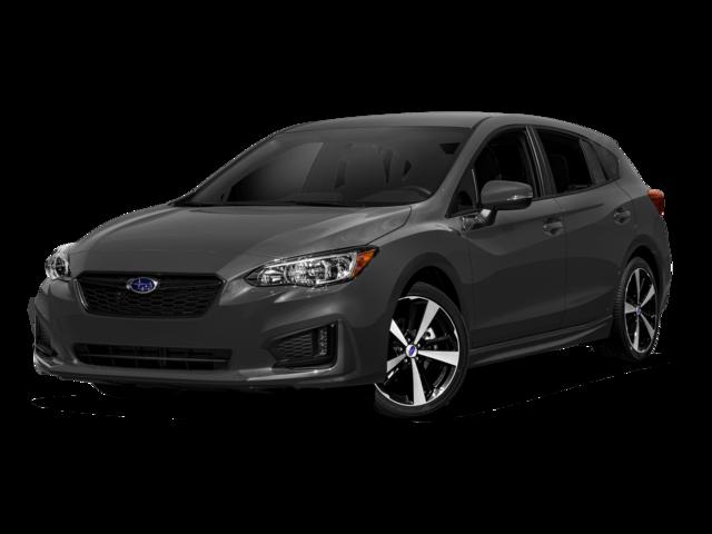 New 2018 Subaru Impreza Sport