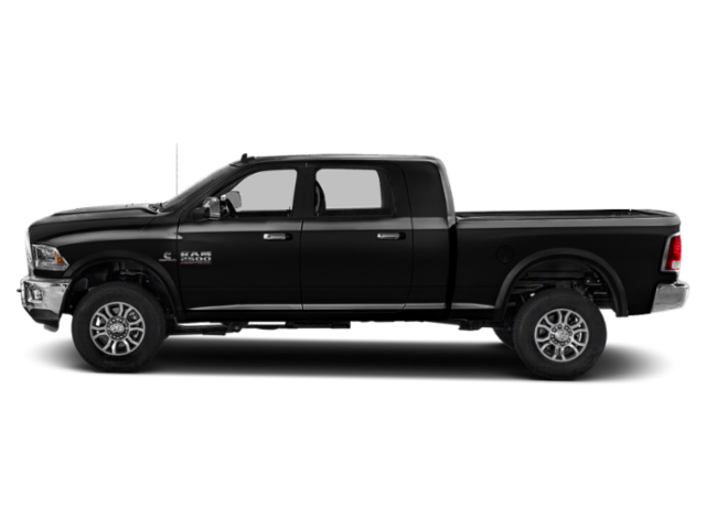 New 2018 RAM 2500 Laramie 4x4 Mega Cab 6'4' Box