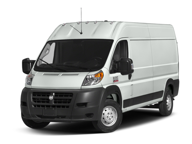 New 2018 RAM ProMaster 2500 High Roof 136' WB