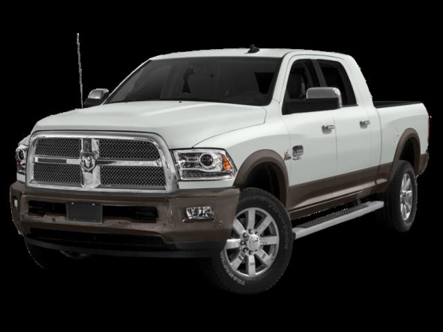 New 2018 RAM 2500 Laramie Longhorn