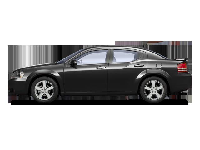 Pre-Owned 2010 DODGE AVENGER R/T Sedan