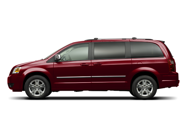 Pre-Owned 2010 DODGE GRAND CARAVAN SXT MINIVA