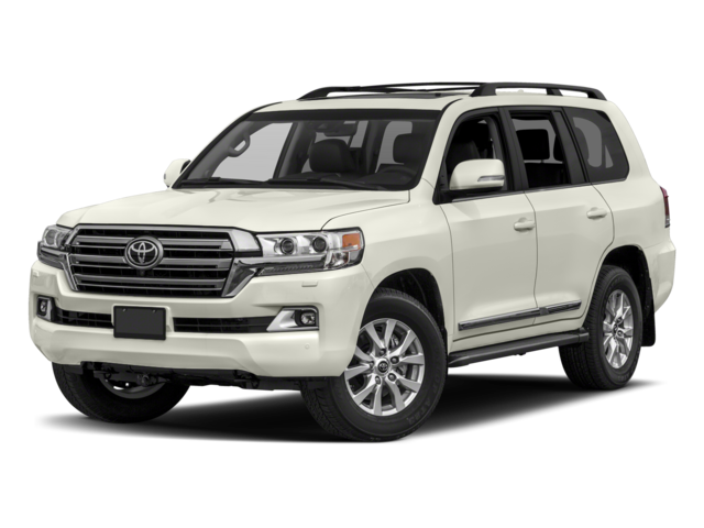 2018 Toyota Land Cruiser Base 4D Sport Utility