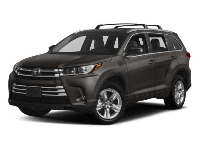 2018 Toyota Highlander Limited Platinum V6