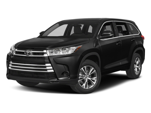 2018 Toyota Highlander LE Plus V6