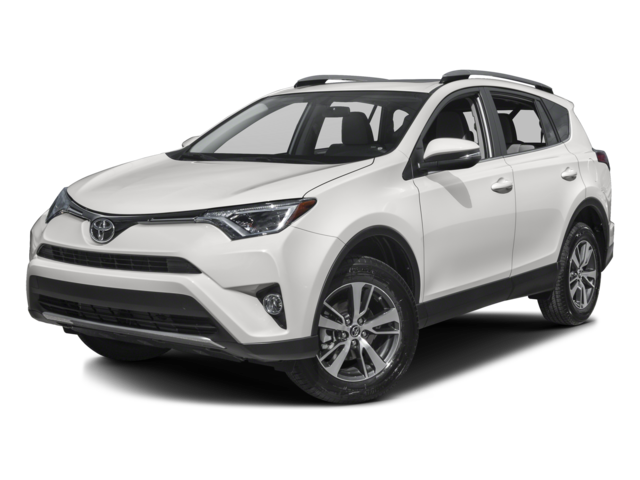 2018 Toyota RAV4 XLE w/accessories (see description)