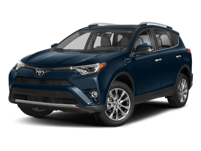 2018 Toyota RAV4 AWD Limited SUV