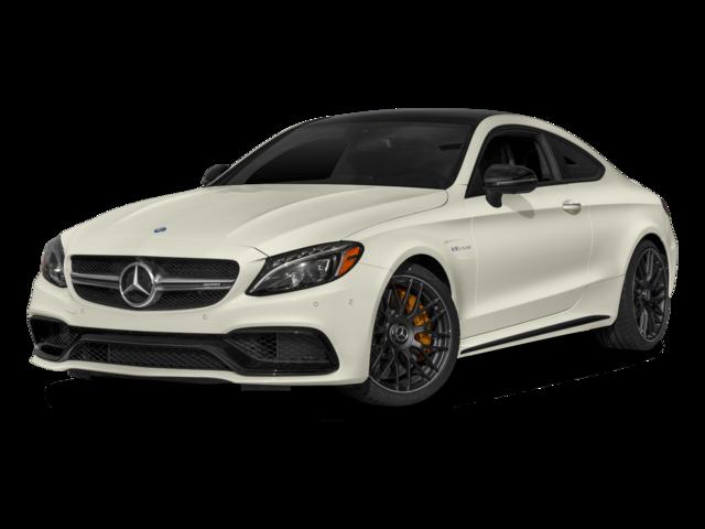 2017 Mercedes-Benz C-Class AMG? C 63 S 2dr Car