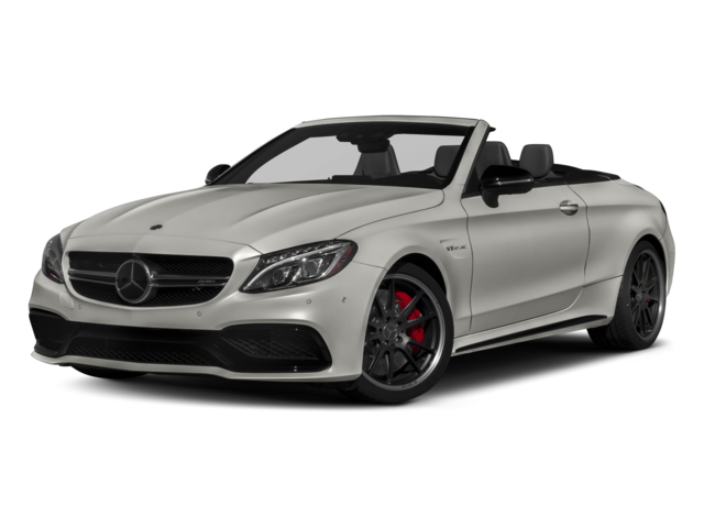2017 Mercedes-Benz C-Class C 63 S AMG® Cabriolet Convertible