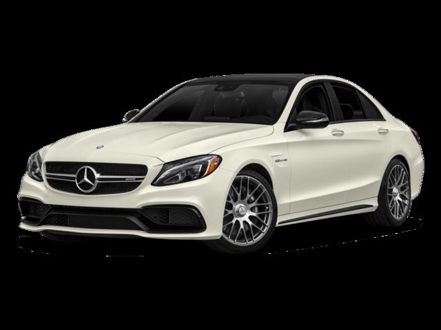 2017 Mercedes-Benz C-Class AMG® C 63 4dr Car