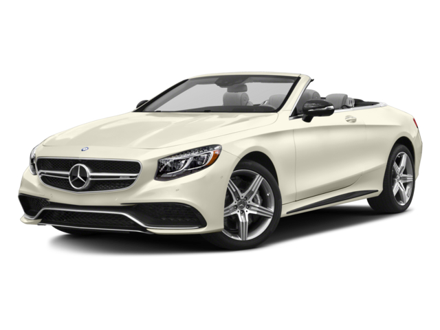2017 Mercedes-Benz S-Class S 63 AMG® Cabriolet Convertible