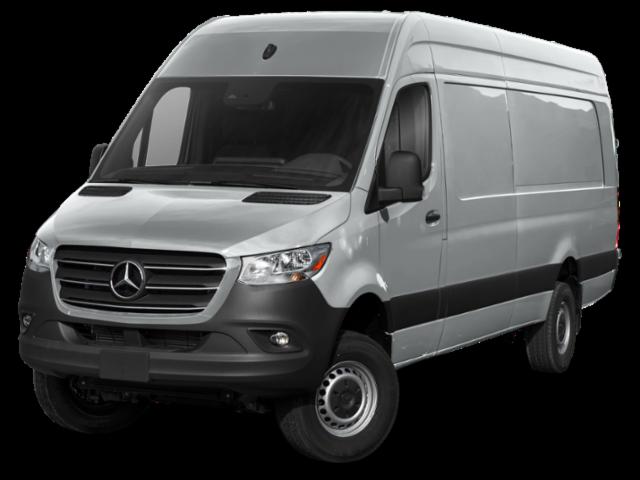 New 2021 Mercedes-Benz Sprinter Cargo Van Cargo 170 WB