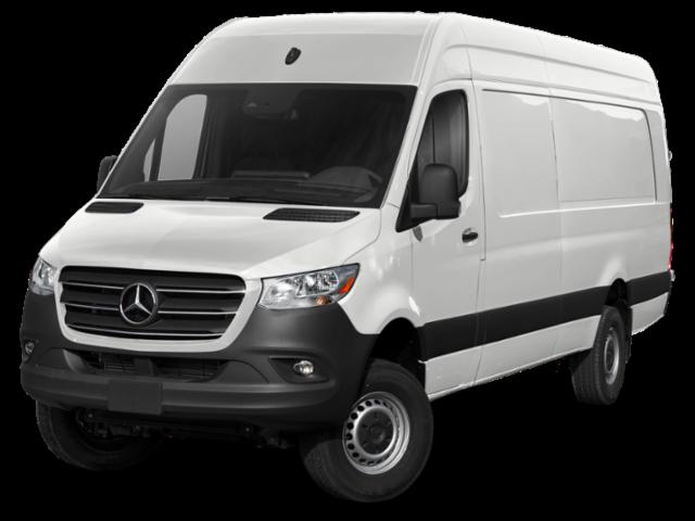 New 2021 Mercedes-Benz Sprinter 2500 Extended Cargo Van