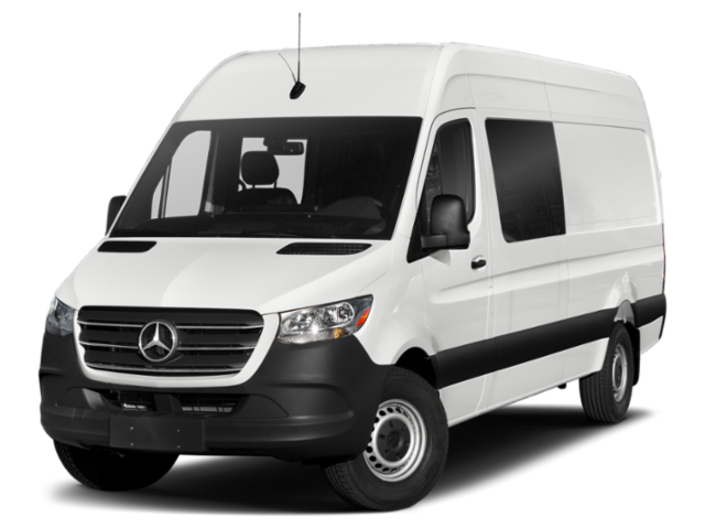 New 2021 Mercedes-Benz Sprinter 2500 Cargo Van