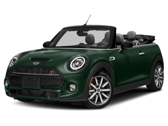 New 2021 MINI Convertible Iconic