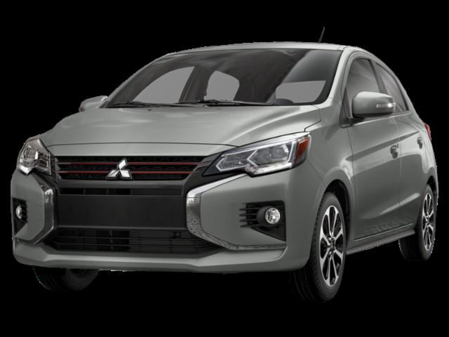 New 2021 Mitsubishi Mirage LE