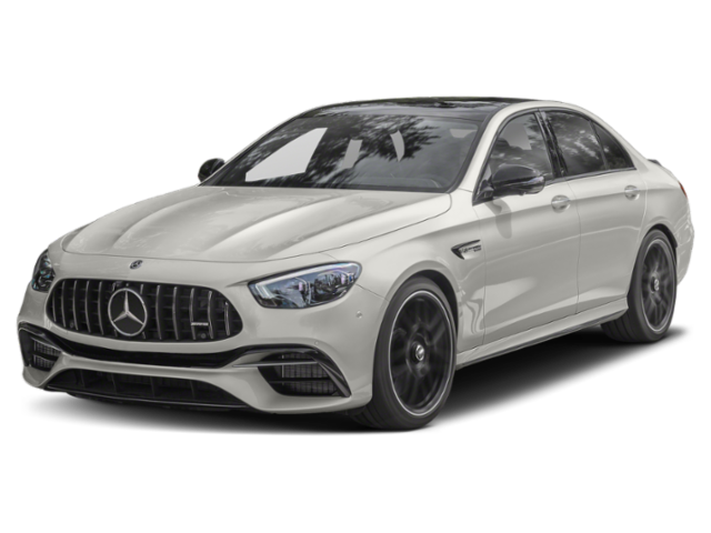 New 2021 Mercedes-Benz E-Class AMG® E 63 S Sedan