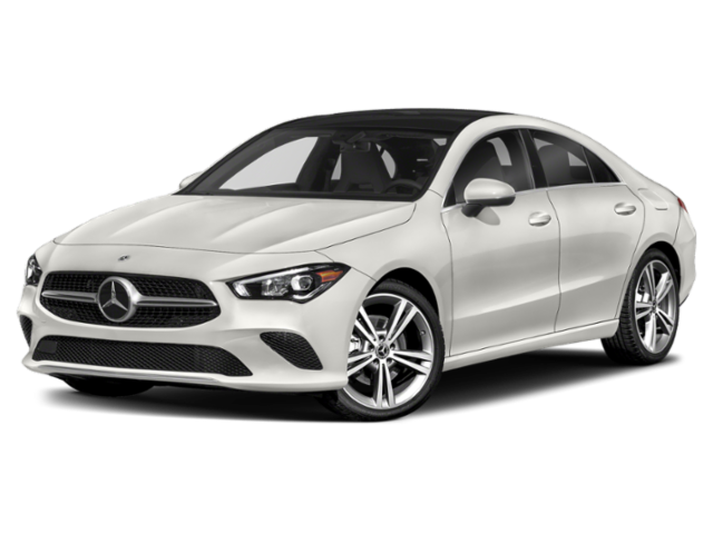 New 2021 Mercedes-Benz CLA CLA 250 4MATIC® Coupe