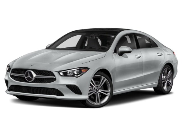 New 2021 Mercedes-Benz CLA CLA 250 4MATIC Coupe
